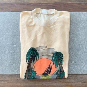 VINTAGE Souvenir T-shirt size M
